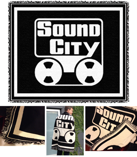 Sound City Blanket